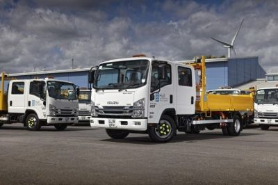 Award Winning Isuzu Trucks For Sale Warrington