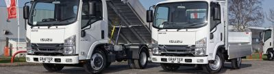 Isuzu Grafter Wins Light Truck of the Year Award