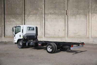 Isuzu N75 Trucks for Food Transportation