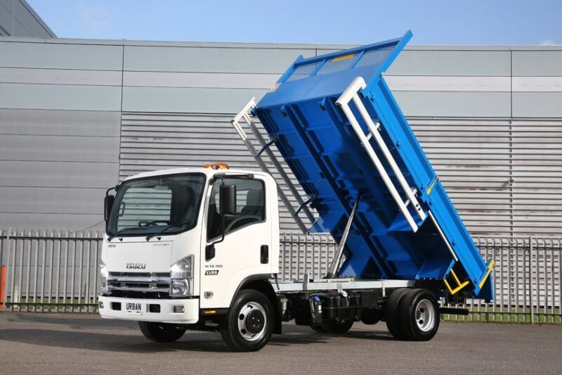 Isuzu Trucks for Engineering and Construction