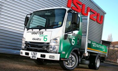 Isuzu Trucks For Stone Masons