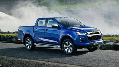 Brand New Isuzu D-Max Launch Coming Soon