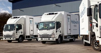 Warrington Isuzu helps Vp Groundforce add to their fleet