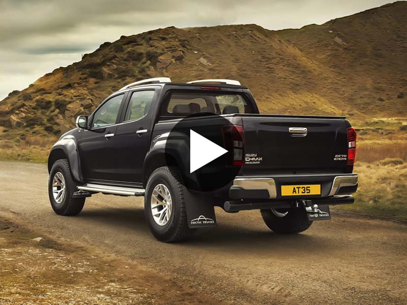 Isuzu Arctic Truck At35 - Overview